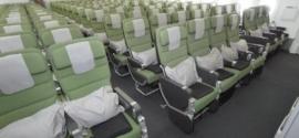 Separar a familias dentro del avión es peligroso