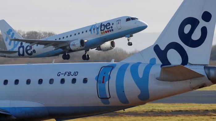 Noticias de aerolíneas. Noticias de compañías aérea. Aviones de Flybe