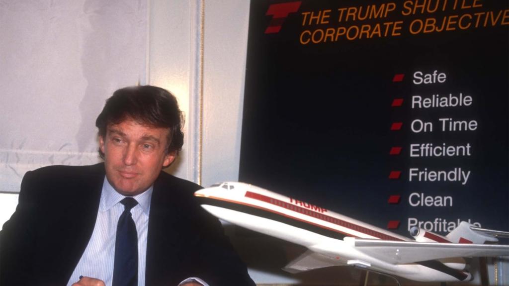 Noticias de aerolíneas. Noticias de aviones. Donald Trump