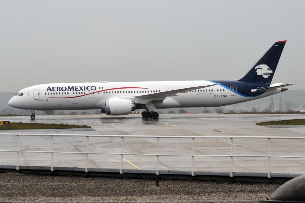 Boeing 787 de Aeromexico