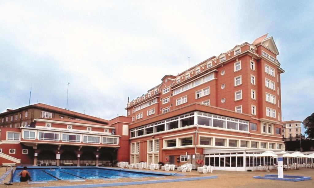 Hotel Finisterre de La Coruña