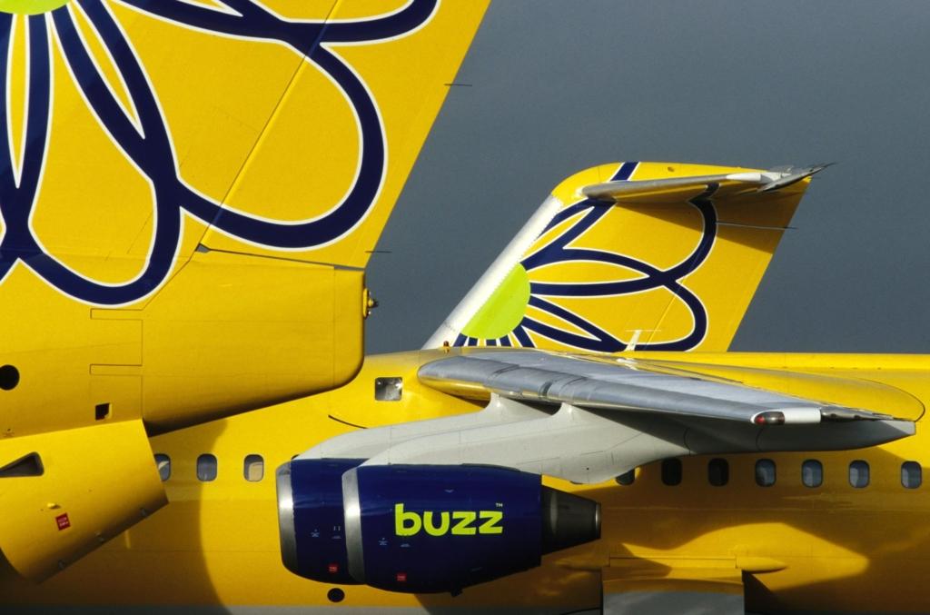 Buzz Air aviones