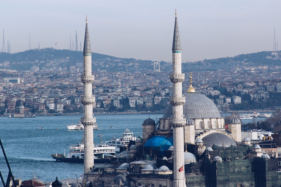 Estambul, ciudad de Turquía