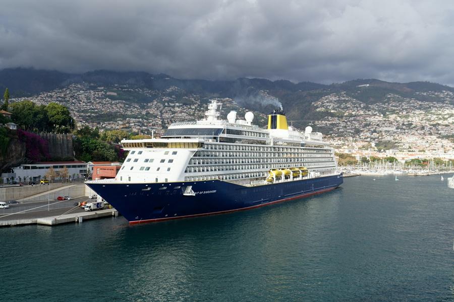 Crucero en Funchal