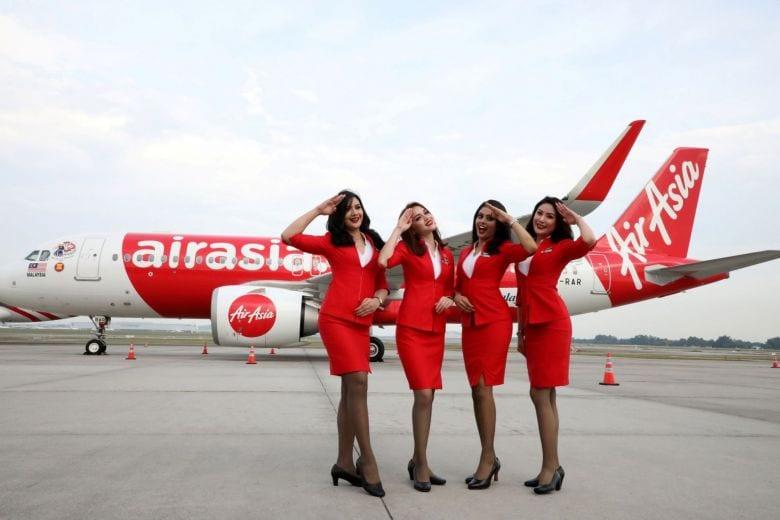 Air Asia avión