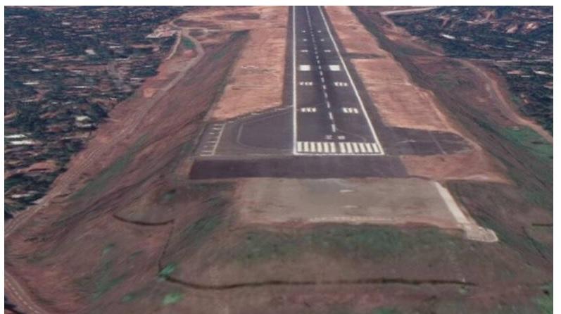Pista de aeropuerto de Karipur