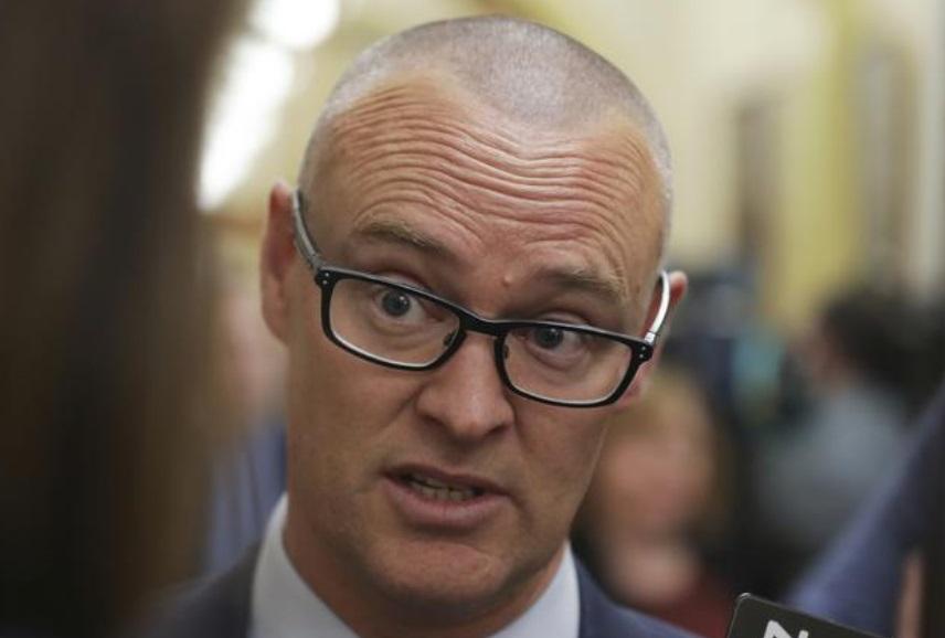 David Clark ex Ministro de Salud de Nueva Zelanda
