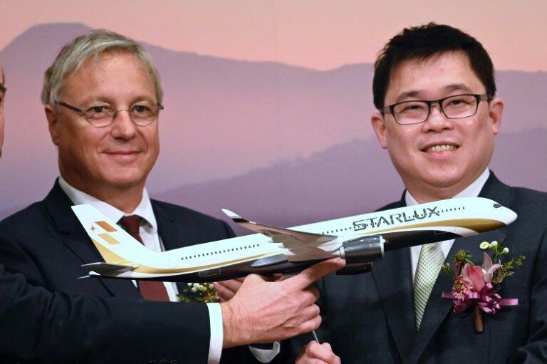 Starlux, nueva aerolínea de Taiwán