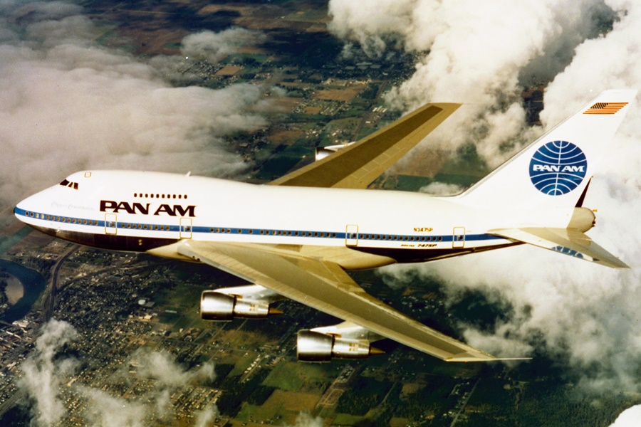 Boeing 747SP de Pan Am