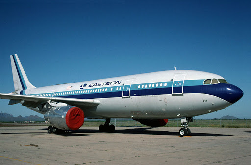Primer Airbus A300 de Eastern Airlines