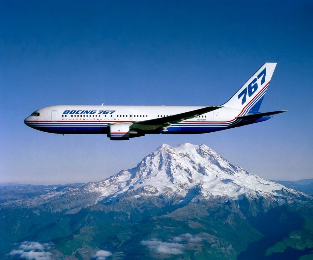 Primer Boeing 767