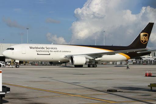 Boeing 767-300F de la empresa UPS