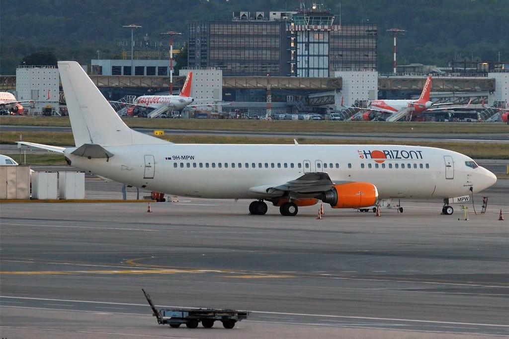 Boeing 737 de Air Horizont