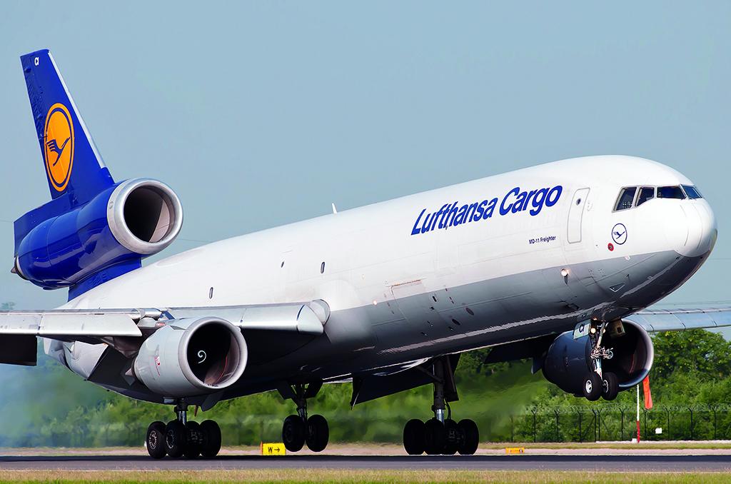 MD-11F de Lufthansa
