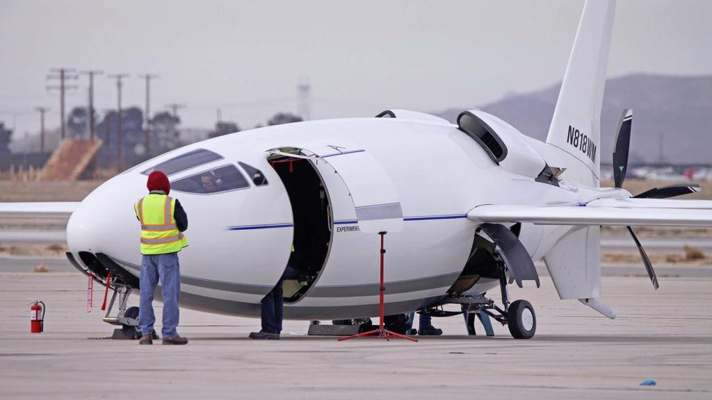 Noticias de aviones. Modelo Celera 500L