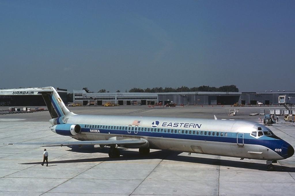 DC-9-30 de la aerolínea Eastern