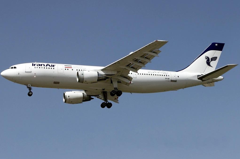 Airbus A300 de Iran Air