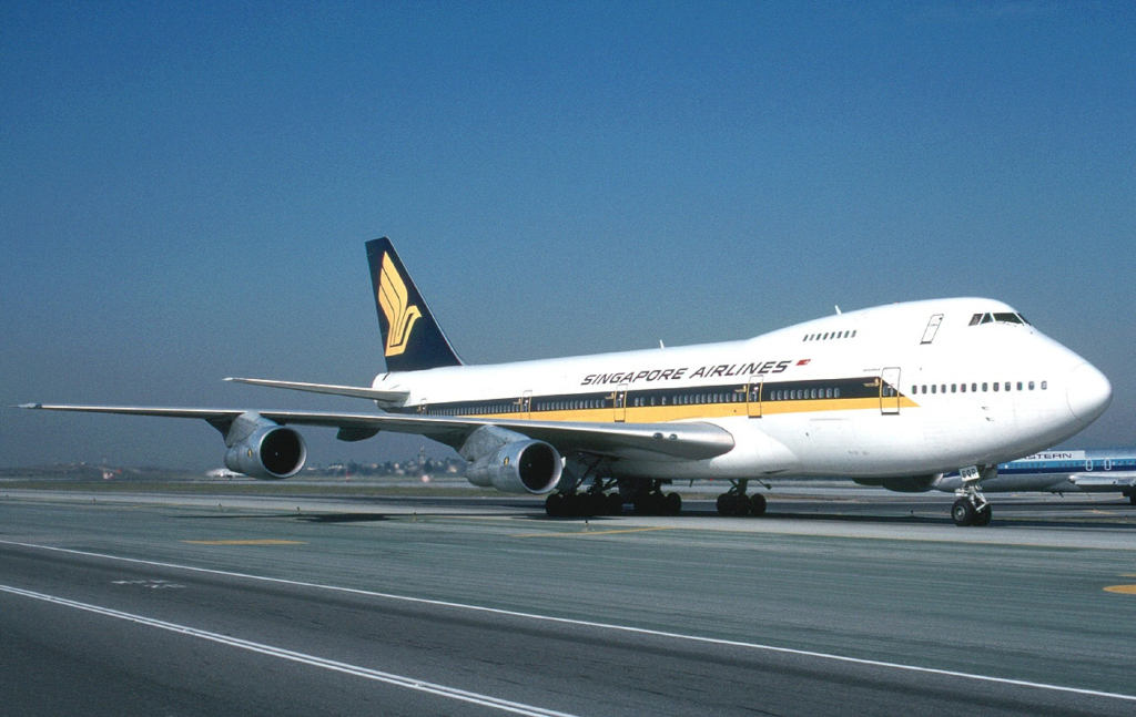 Noticias de aerolíneas. Boeing 747 de Singapore Airlines
