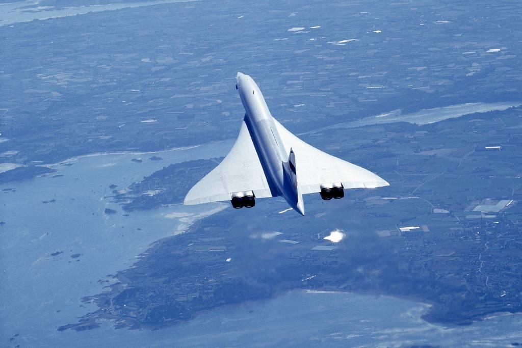 Noticias de aerolíneas. Concorde de British Airways