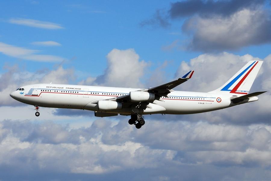 Noticias de aviones. Noticias de aerolíneas. Airbus A340-200