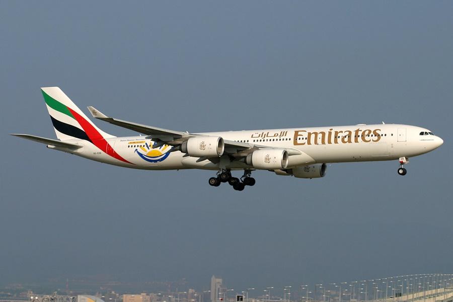 Noticias de aviones. Noticias de aerolíneas. Airbus A340-500