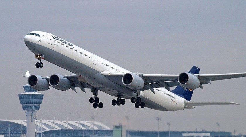 Noticias de aviones. Noticias de aerolíneas. Airbus A340-600