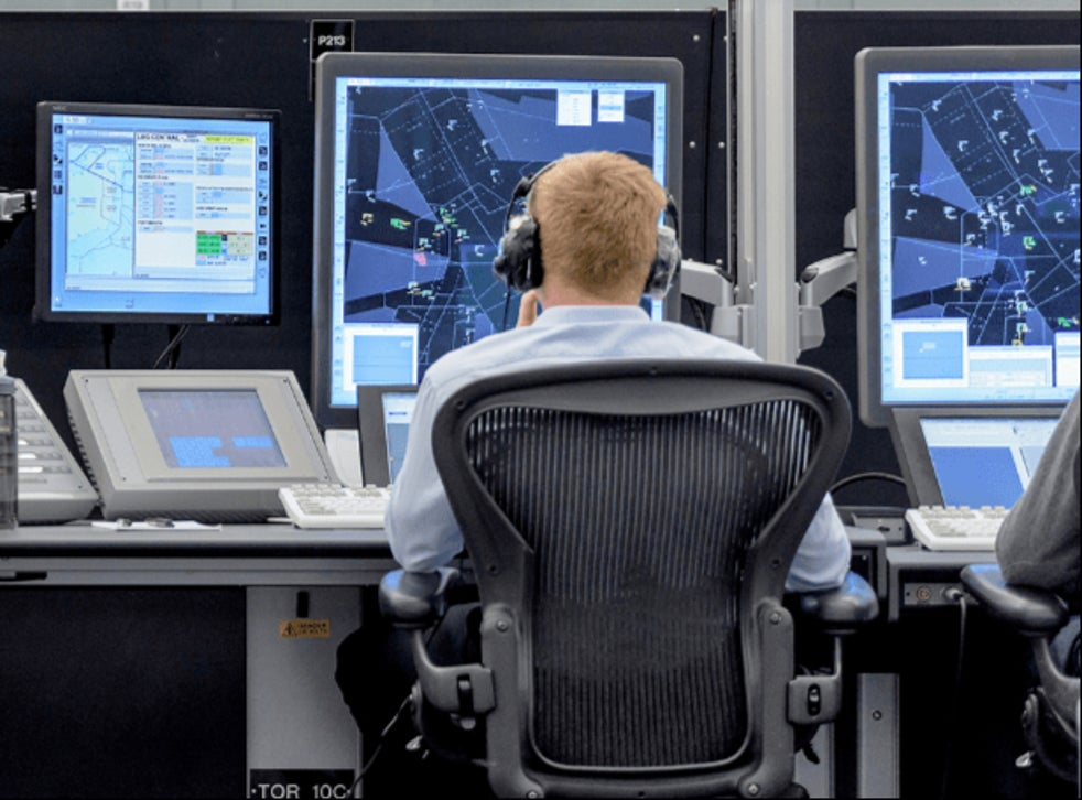 Noticias de control aéreo. Noticias de aeropuertos. Controlador aéreo.