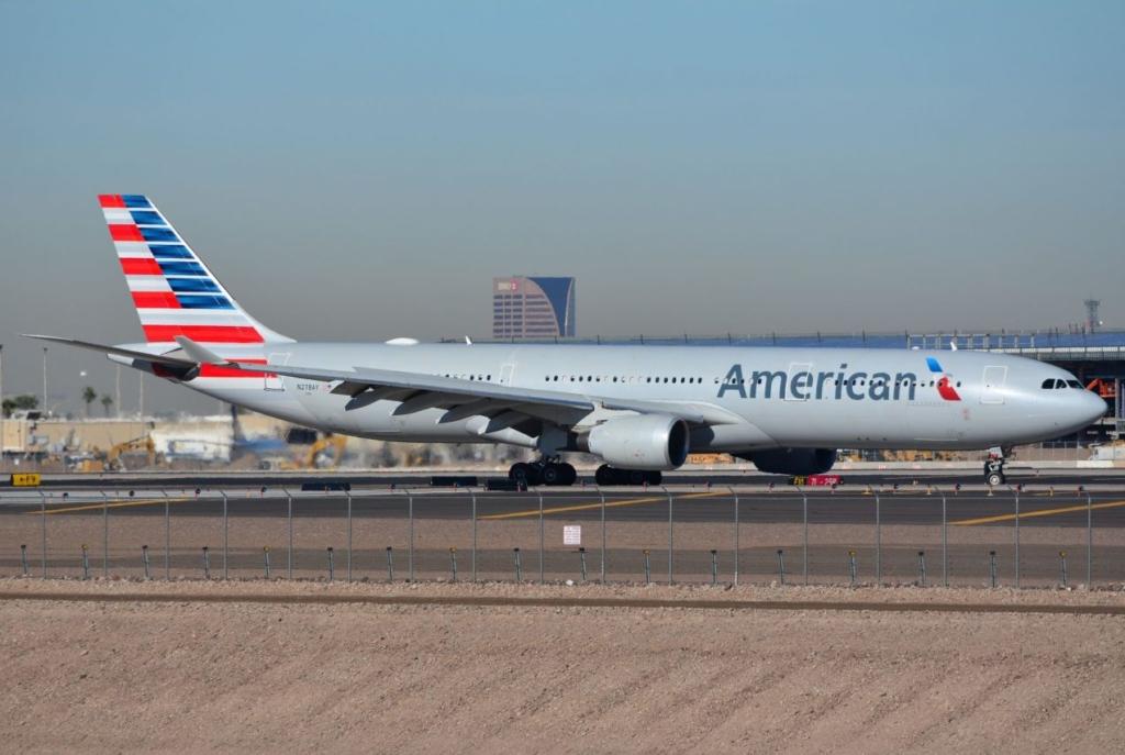 Noticias de aviones. Noticias de aerolíneas. Airbus A330 de American Airlines
