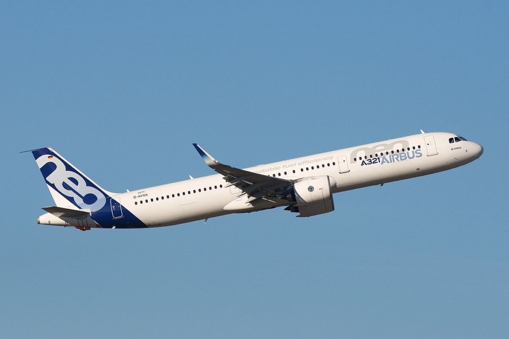 Noticias de aerolíneas. Noticias de aviones. Airbus A321neo