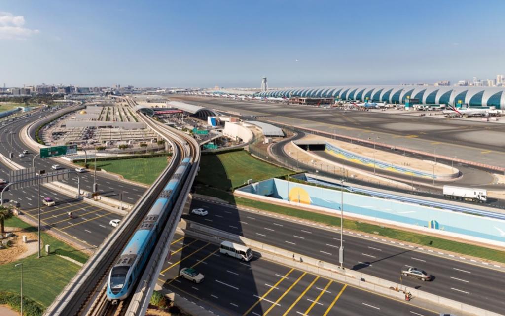 Noticias de aeropuertos. Aeropuerto Internacional de Dubai