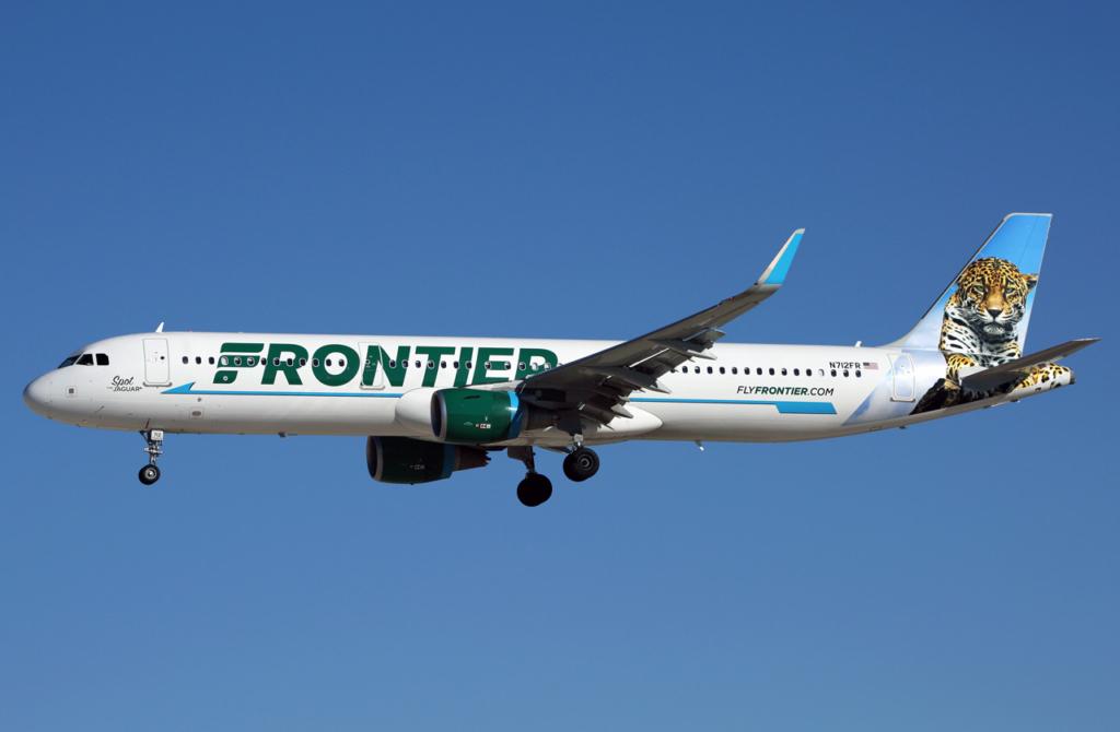 Noticias de aerolíneas. Noticias de compañías aéreas. Airbus A321 de Frontier Airlines