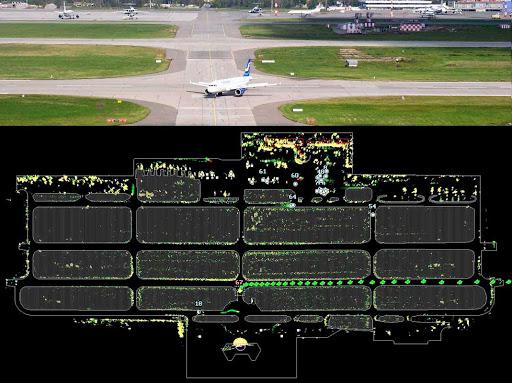 Noticias de control aéreo. Sistema SMR en aeropuerto