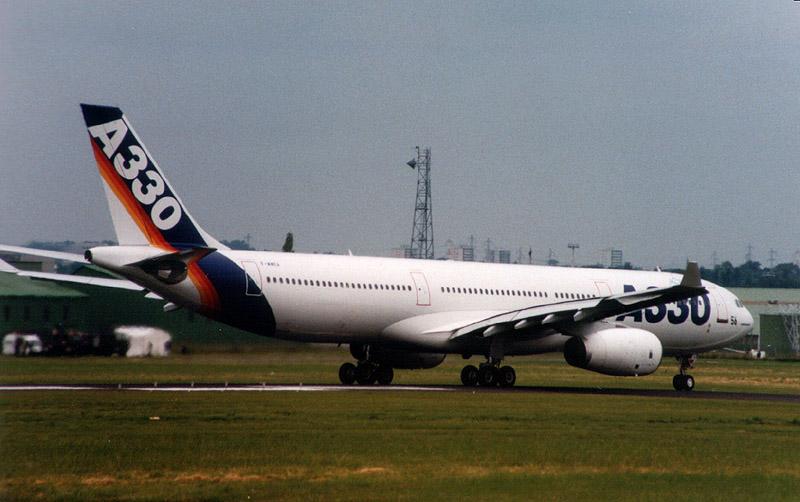 Noticias de aviones. Noticias de aerolíneas. Airbus A330