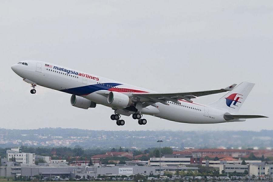 Noticias de aviones. Noticias de aerolíneas. Airbus A330 de Malaysia Airlines