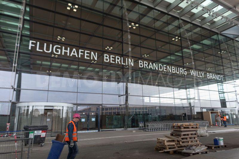 Noticias de aeropuertos. Noticias de aviones. Nuevo aeropuerto de Berlín Brandenburg Willy Brandt
