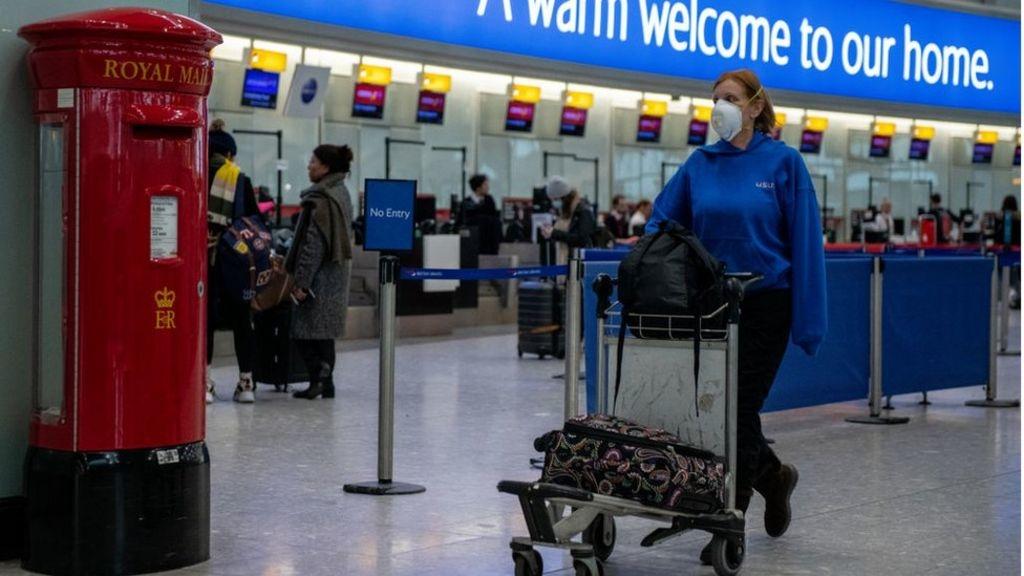 Noticias de aerolíneas. Noticias de turismo. Noticias de aeropuertos. Aeropuerto de Heathrow, Londres