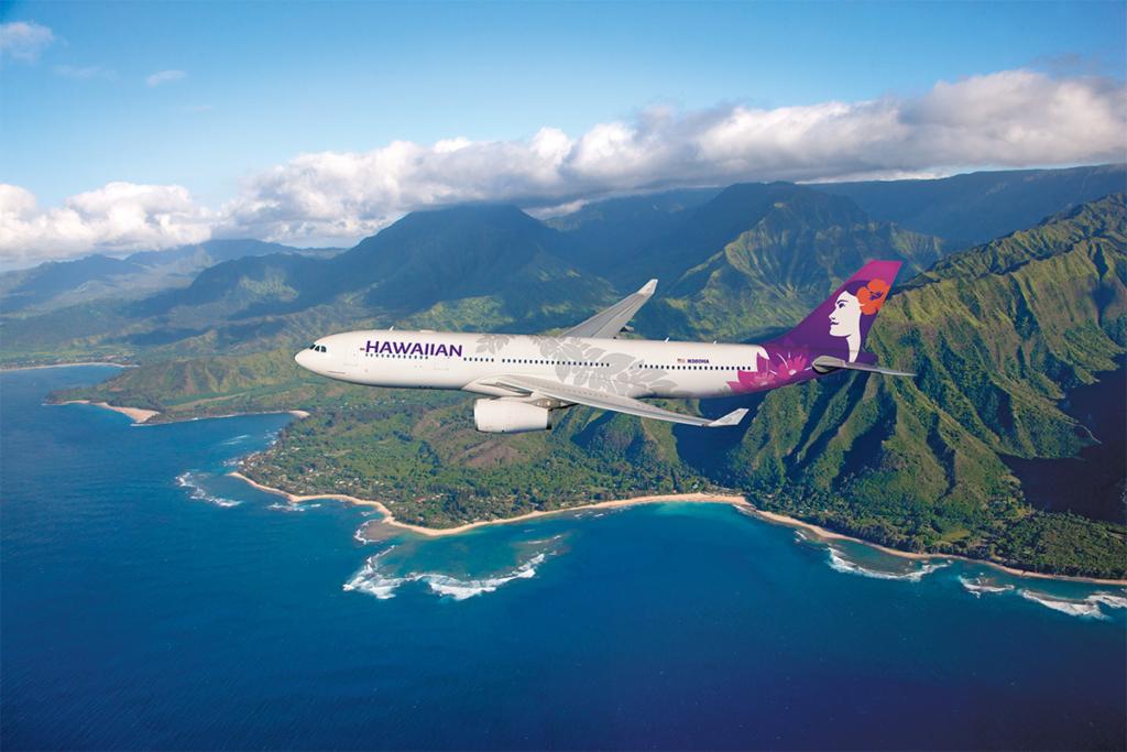 Noticias de aerolíneas. Noticias de compañías aéreas. Airbus A330 de Hawaiian Airlines