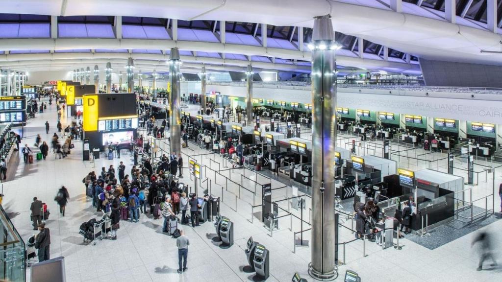 Noticias de aerolíneas. Noticias de turismo. Noticias de aeropuertos. Aeropuerto de Heathrow.