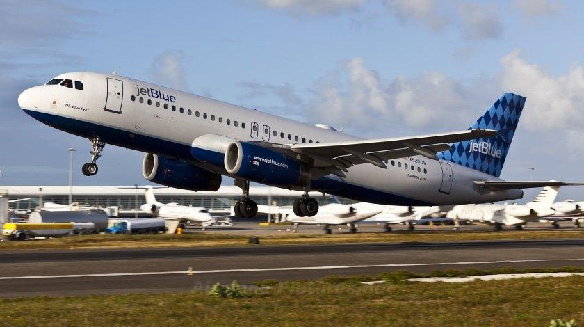 Noticias de aerolíneas. Noticias de compañías aéreas. Airbus A320 de JetBlue
