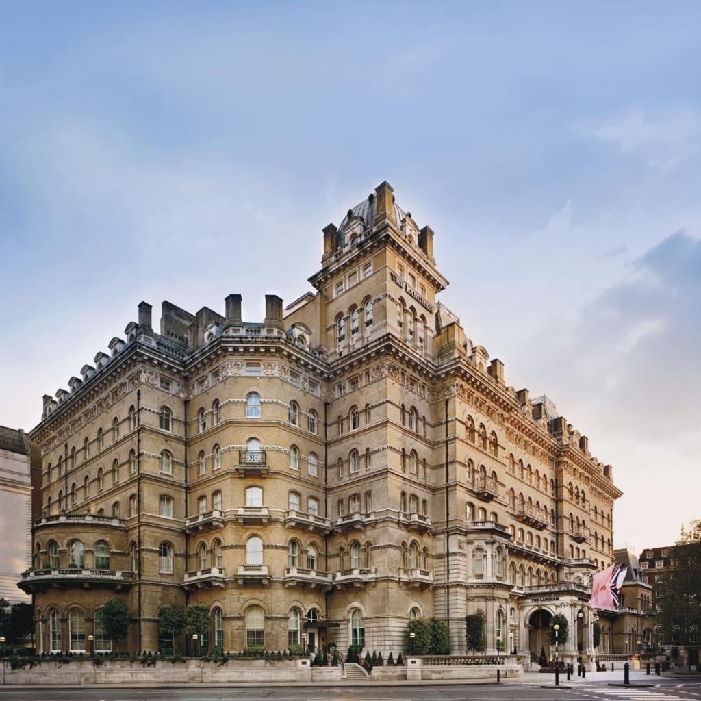 Noticias de hoteles. Noticias de turismo. Hotel Langham en Londres