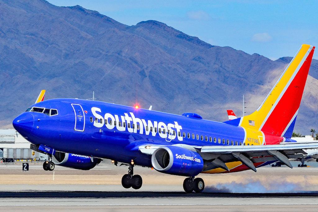 Noticias de aerolíneas. Noticias de aeropuertos. Boeing 737 de Southwest