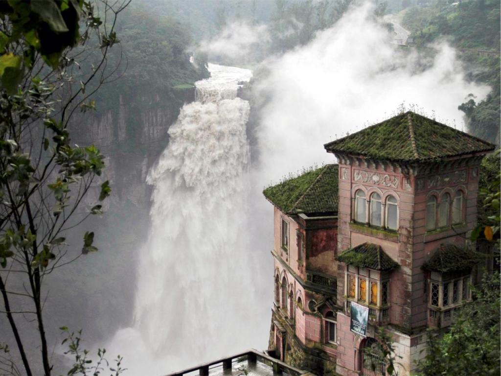 Noticias de hoteles. Noticias de turismo. Hotel del Salto en Bogotá