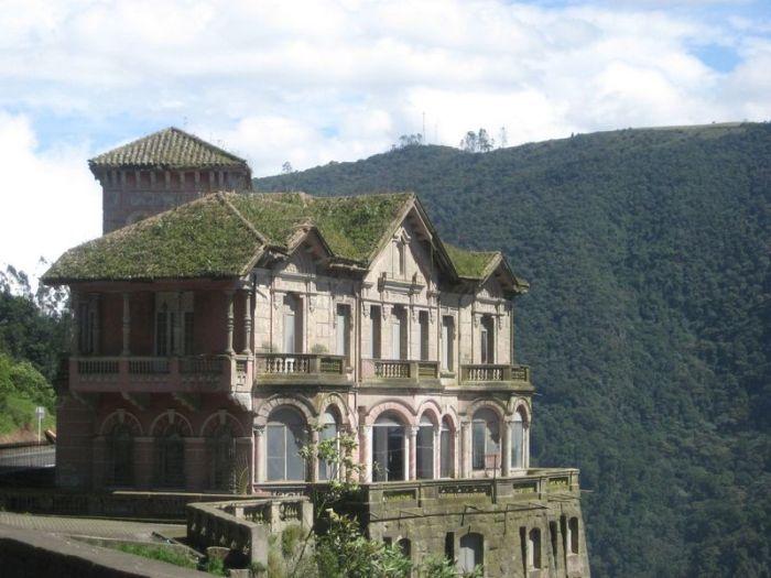 Noticias de hoteles. Noticias de turismo. Hotel del Salto en Bogotá, Colombia