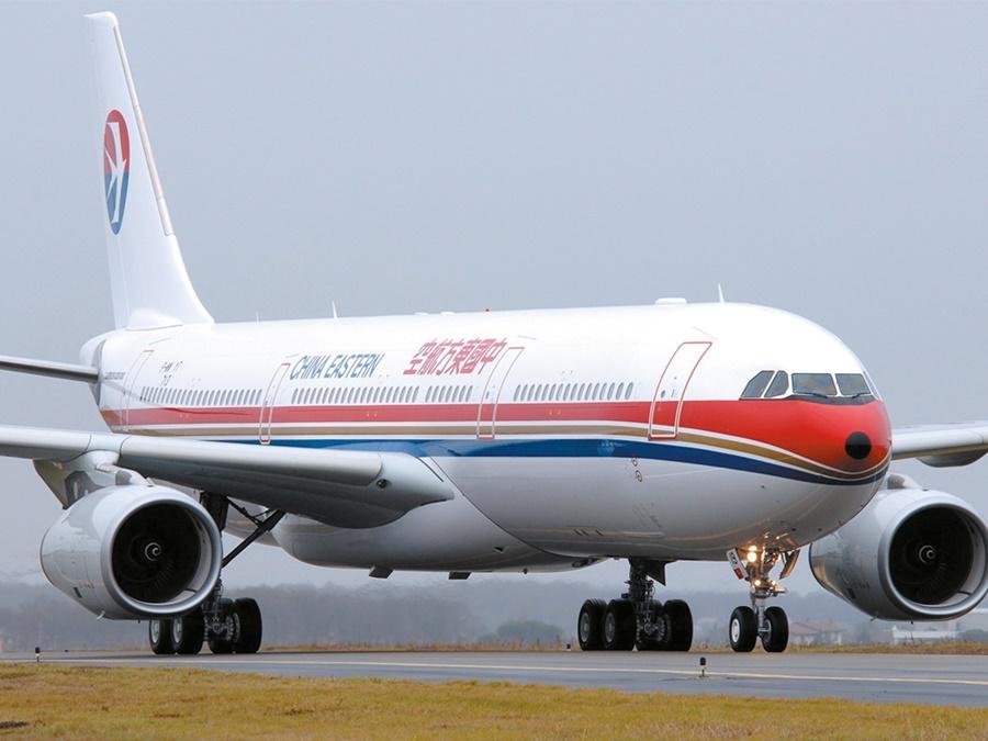Noticias de aerolíneas. Noticias de aeropuertos. Boeing 787 de China Eastern
