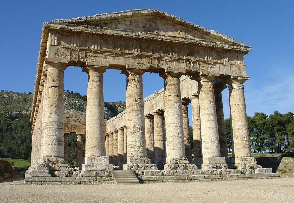 Noticias de turismo. Templo de Segesta, en Sicilia