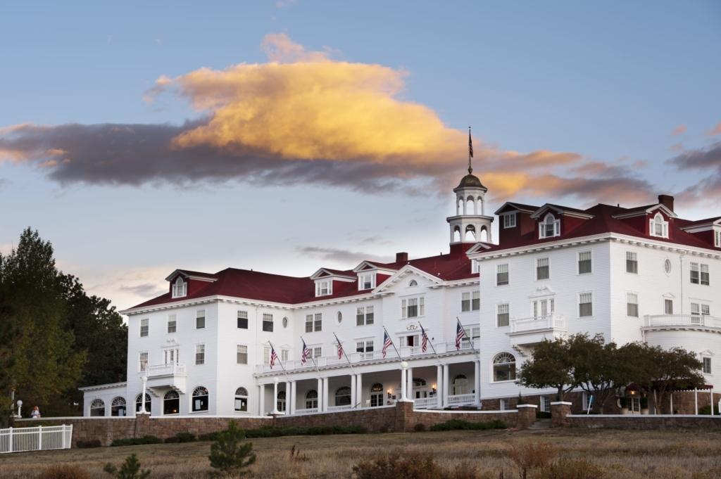 Noticias de hoteles. Noticias de turismo. Stanley Hotel en Colorado