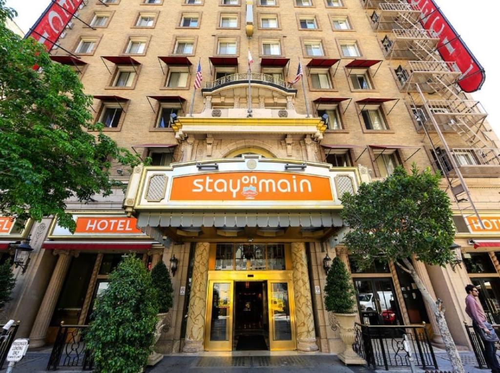 Noticias de hoteles. Noticias de turismo. Hotel Stay on Main de Los Angeles