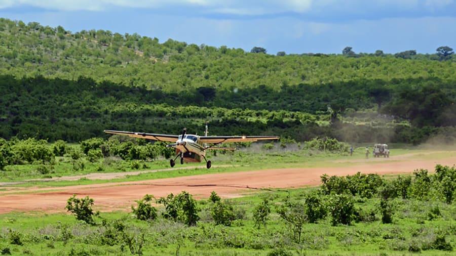 Noticias de aeropuertos. Pista en Msembe, Tanzania