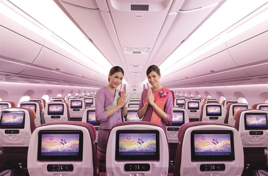 Noticias de aerolíneas. Thai Airways.