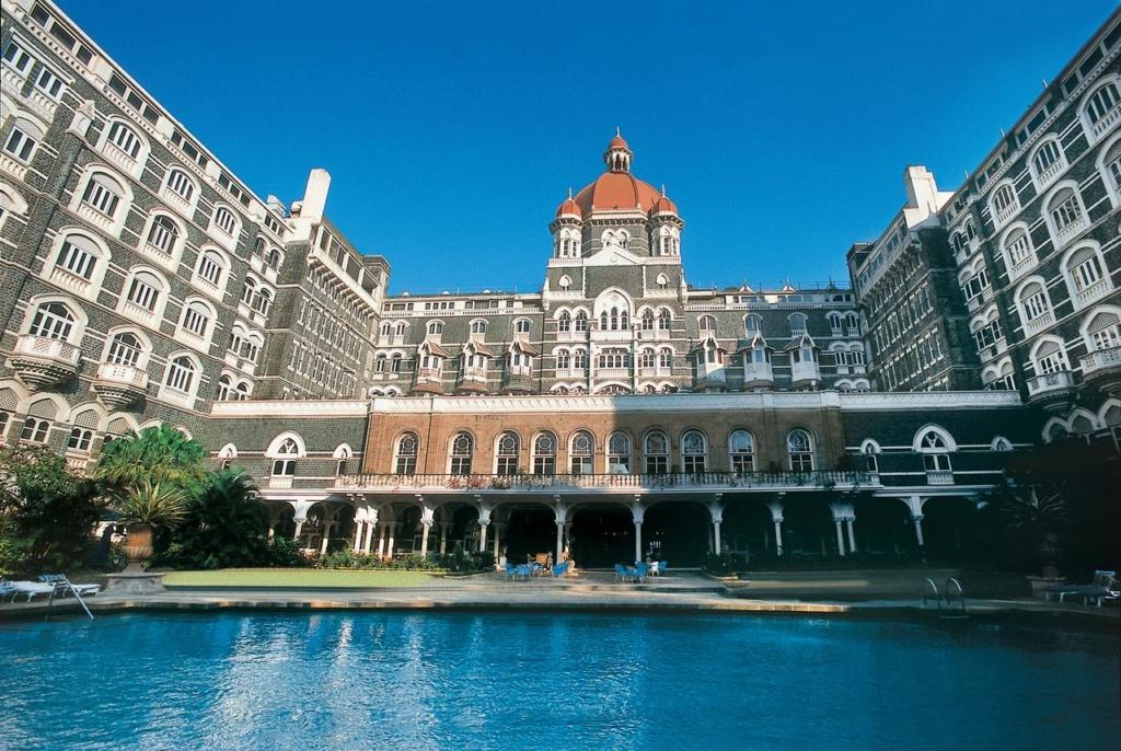 Noticias de hoteles. Noticias de turismo. Hotel Taj Mahal en Bombay
